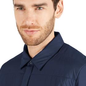 Salomon Snowshelter Sweat-shirt isolant Homme, night sky